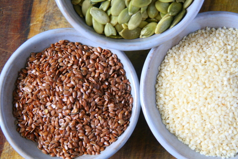 Balancing Hormones Naturally with Seed Cycling