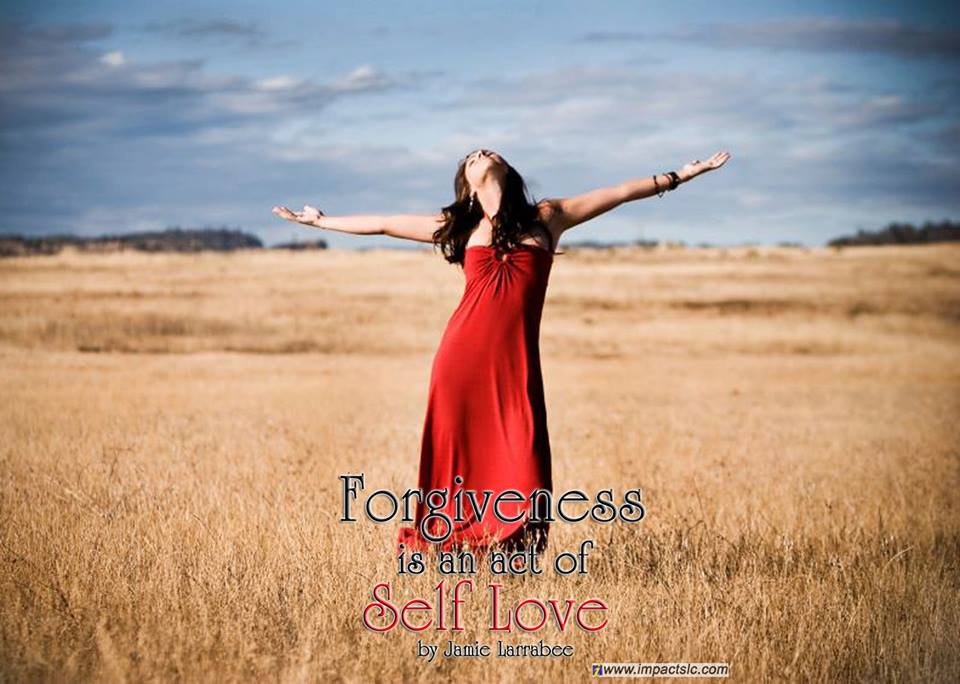 forgiveness is act of self love