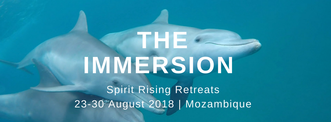 The Immersion Spirit Rising Retreats